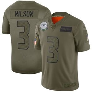 Men's Seattle Seahawks Russell Wilson Jersey